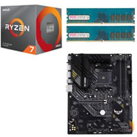 Ryzen 7 3700X + ASUS TUF GAMING B550-PLUS + CK8GX2-D4U3200H/SP セット