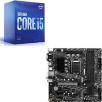 Core i5-10400F + MSI B460M PRO-VDH WIFI セット