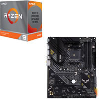 Ryzen 9 3900XT + ASUS TUF GAMING B550-PLUS セット