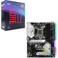 Core i7-9700KF + ASRock Z390 Steel Legend セット