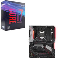 Core i7-9700KF + ASRock B365 Phantom Gaming4 セット