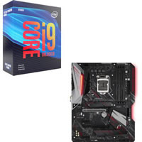 Core i9-9900KF + ASRock B365 Phantom Gaming4 セット