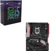 Core i5-9600K + ASRock B365 Phantom Gaming4 セット