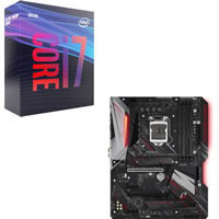 Core i7-9700 + ASRock B365 Phantom Gaming4 セット