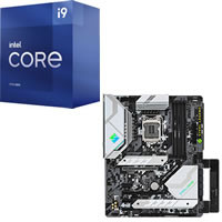 Core i9-11900 + ASRock Z590 Steel Legend セット