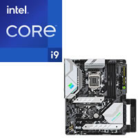 Core i9-11900T(バルク) + ASRock Z590 Steel Legend セット