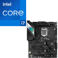 Core i7-11700T(バルク) + ASUS ROG STRIX Z590-F GAMING WIFI セット