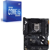 Core i5-10600K + ASUS TUF GAMING H570-PRO WIFI セット