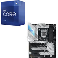 Core i9-11900 + ASUS ROG STRIX Z590-A GAMING WIFI セット