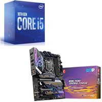 Core i5-10400 + MSI MPG Z590 GAMING FORCE セット