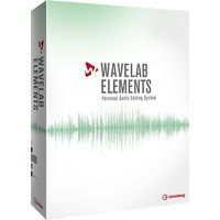 WaveLab Elements 《送料無料》