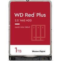 WD10JFCX   [2.5インチ内蔵HDD 1TB 5400rpm 9.5mm WD Red Plusシリーズ 国内正規代理店品] 《送料無料》