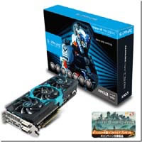 VAPOR-X R9 290X 8G TRI-X with Civilization 《送料無料》