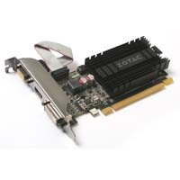 GeForce GT 710 2GB DDR3 LP ZTGT710-2GD3LP001 《送料無料》