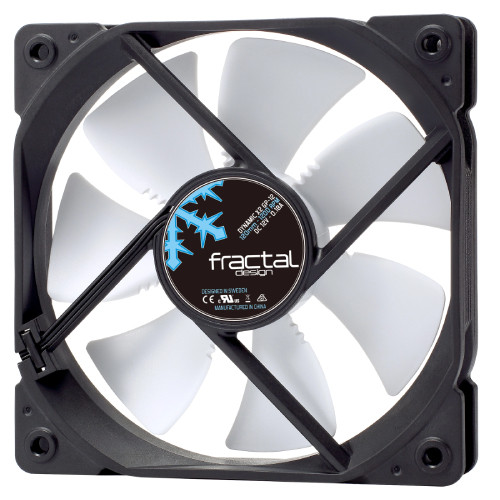Dynamic X2 GP-12 White FD-FAN-DYN-X2-GP12-WT