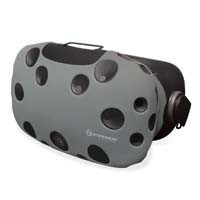 Gelshell Head Mounted Display Silicone Skin for HTC VIVE (Gray) M07200-GR