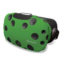 Gelshell Head Mounted Display Silicone Skin for HTC VIVE (Green) M07200-GN