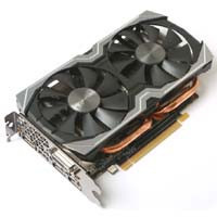 ZOTAC GeForce GTX 1060 6GB AMP Edition (ZTGTX1060-GD5AMP/ZT-P10600B-10M)