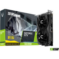 ZOTAC GAMING GeForce GTX 1660 SUPER Twin Fan (ZTGTX1660S-6GBTWIN/ZT-T16620F-10L) 《送料無料》