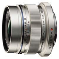 M.ZUIKO DIGITAL ED 12mm F2.0 (シルバー) EDM12/F2.0 《送料無料》