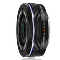 M.ZUIKO DIGITAL ED 14-42mm F3.5-5.6 EZ ブラック (EDM1442EZ BLK) 《送料無料》