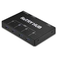 ReTRYHUB CT-USB4HUB 《送料無料》