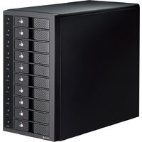 裸族のスカイタワー 10Bay USB3.2 Gen2 IS (CRST1035U32CIS)