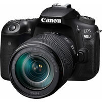 EOS 90D EF-S18-135 IS USM レンズキット  《送料無料》