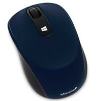 Sculpt Mobile Mouse 43U-00038 (ブルー ブラック)