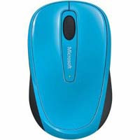 Wireless Mobile Mouse 3500 Cyan Blue Refresh GMF-00420 ※秋の感謝セール!