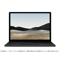 5GB-00015 Surface Laptop 4 [ 13.5型 / 2256×1504 タッチパネル / i7-1185G7 / 32GB RAM / 1TB SSD / Windows 10 Home / MS Office H&B / ブラック ]