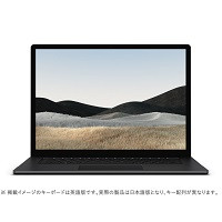 5IM-00016 Surface Laptop 4 [ 15型 / 2496×1664 タッチパネル / i7-1185G7 / 16GB RAM / 512GB SSD / Windows 10 Home / MS Office H&B / ブラック ]