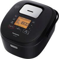SR-HB100-K [ブラック] IH炊飯器 ダイヤモンド銅釜 5.5合炊き ブラック