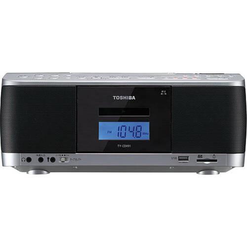 TY-CDX91 カラオケ機能付 SD/USB/CDラジオカセットレコーダー