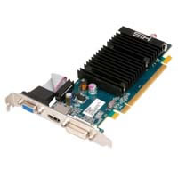 HIS 5450 Silence 1GB DDR3 PCI-E DVI/HDMI/VGA H545HR1G