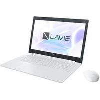 LAVIE Note Standard PC-NS700KAW (カームホワイト) 《送料無料》