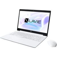 NEC LAVIE Note Standard PC-NS300RAW (カームホワイト) 《送料無料》