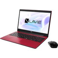 NEC LAVIE Note Standard PC-NS300RAR (カームレッド) 《送料無料》