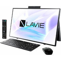 PC-HA970RAB LAVIE Home All-in-one HA970/RA (ファインブラック) 《送料無料》