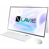 PC-HA700RAW LAVIE Home All-in-one HA700/RA (ファインホワイト) 《送料無料》