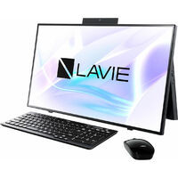 PC-HA700RAB LAVIE Home All-in-one HA700/RA (ファインブラック) 《送料無料》