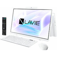 PC-HA370RAW LAVIE Home All-in-one HA370/RA (ファインホワイト) 《送料無料》