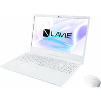 PC-N1565AAW LAVIE N15 [ 15.6型 / フルHD / Ryzen 7 4700U / 8GB RAM / 256GB SSD / Windows 10 Home / MS Office H&B / パールホワイト ]