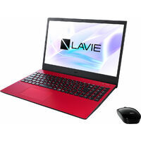 PC-N1565AAR LAVIE N15 [ 15.6型 / フルHD / Ryzen 7 4700U / 8GB RAM / 256GB SSD / Windows 10 Home / MS Office H&B / カームレッド ]