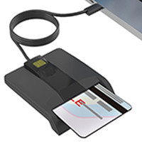 IMD-CSI384-C Single smart card reader Type C