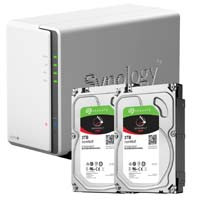 DiskStation DS216J/SI3T2 《送料無料》