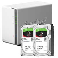 DiskStation DS216J/SI8T2 《送料無料》