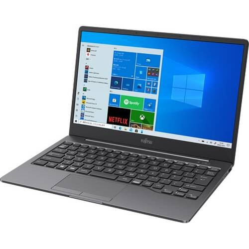 FMVEH1 FMV LIFEBOOK EH [ 13.3型 / フルHD / i3-1115G4 / 4GB RAM / 128GB SSD / Windows 10 Home (Sモード) / MS Office H&B / ダークシルバー ] 《送料無料》