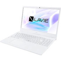 PC-N157CAAW LAVIE N15 [ 15.6型 / フルHD / i7-10510U / 8GB RAM / 512GB SSD / Windows 10 Home / MS Office H&B / パールホワイト ]