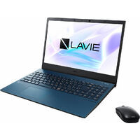 PC-N1575BAL LAVIE N15 [ 15.6型 / フルHD / i7-1165G7 / 8GB RAM / 512GB SSD / Windows 10 Home / MS Office H&B / ネイビーブルー ]